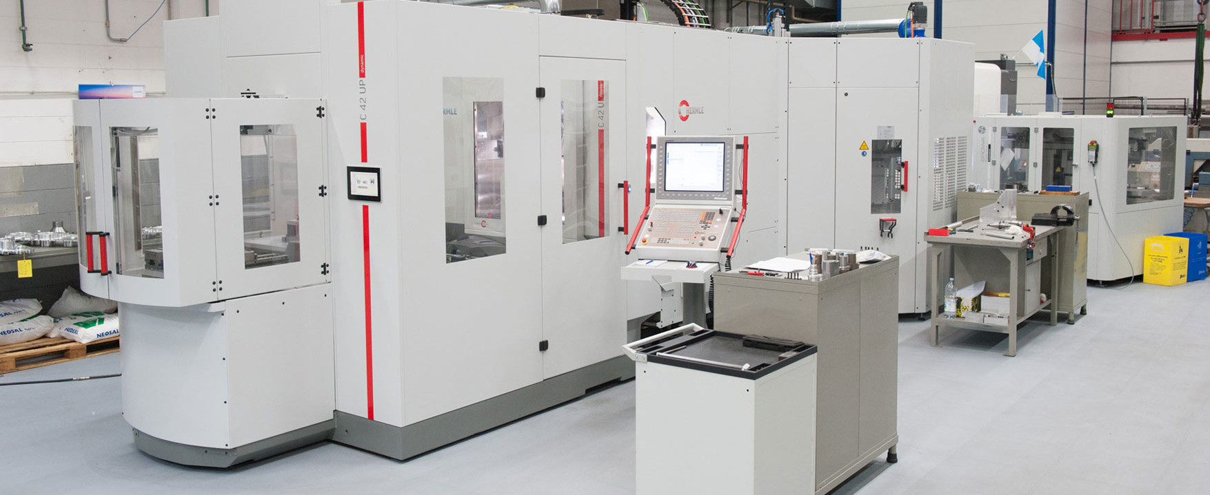 Fim-Premec Small and medium series production